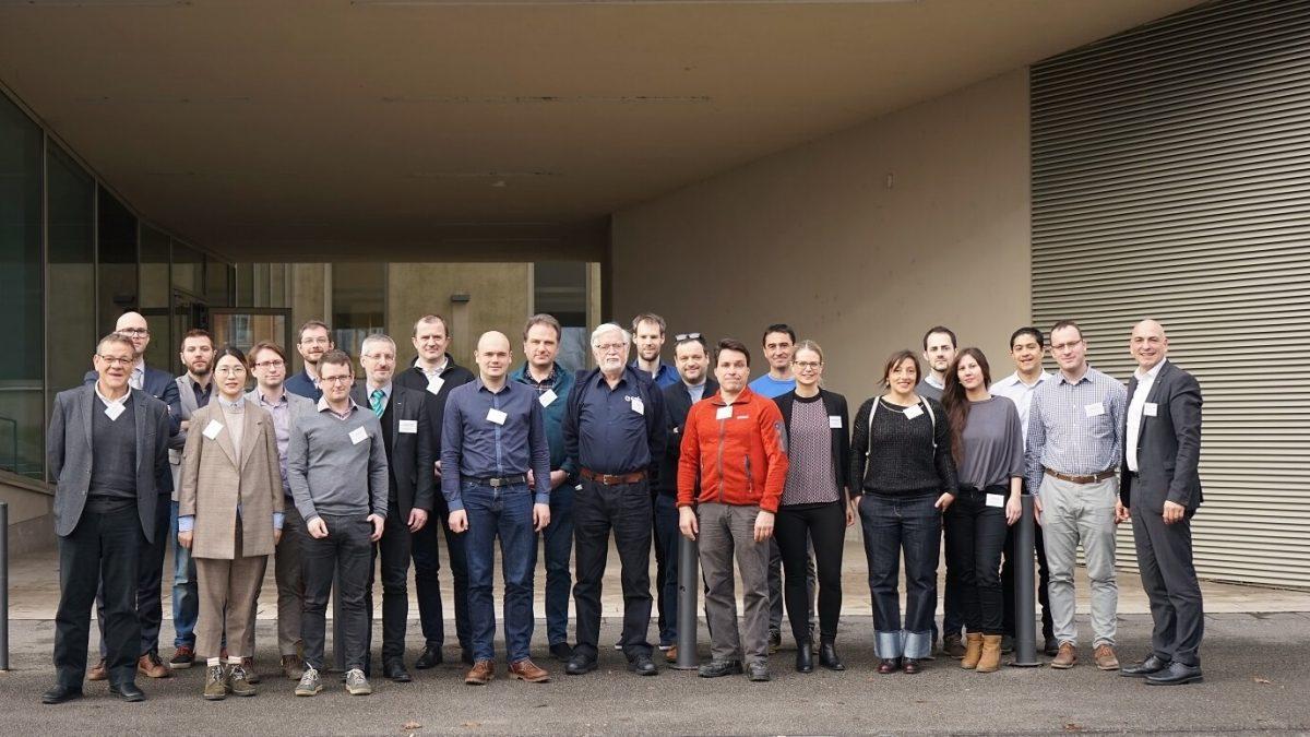 Kick-Off-Meeting ETN POLYSTORAGE on 3 February 2020 in Jena