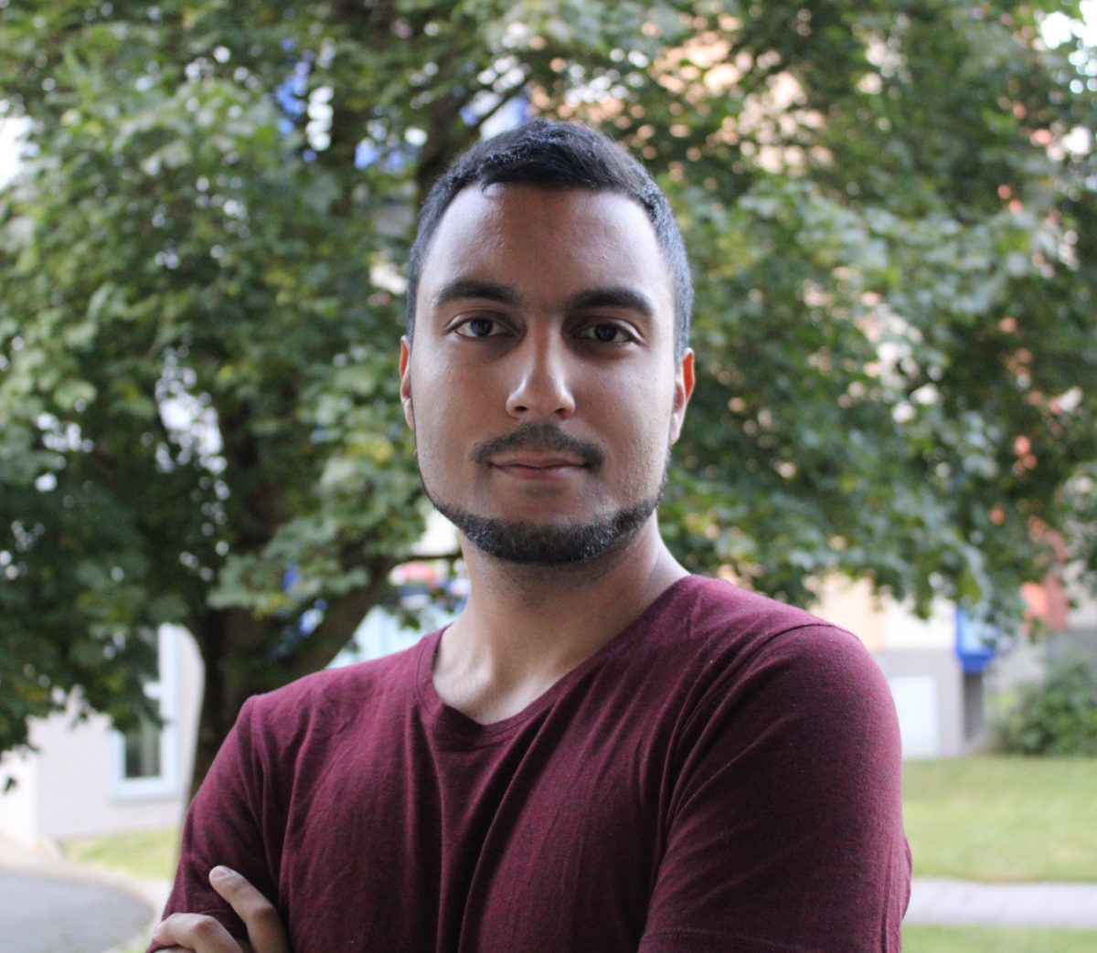 Welcome Isaac Alvarez as ESR 7 working at the Catholic University of Louvain!