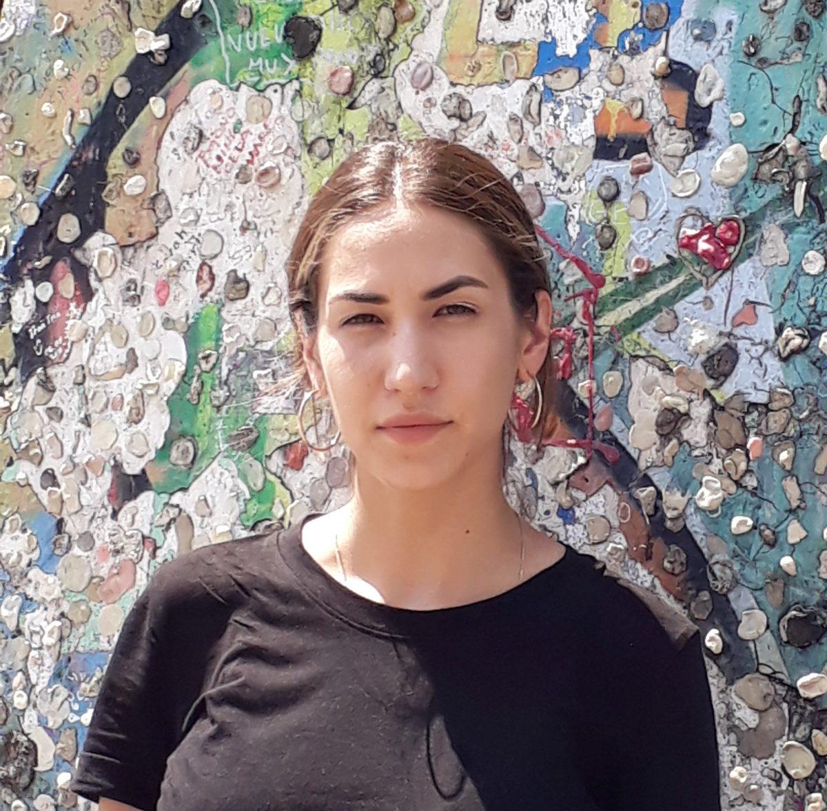 Welcome Adriana Saldívar Martínez as ESR 6!